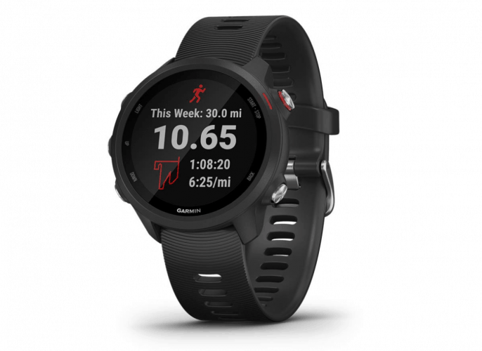 Garmin Forerunner 245 Music, GPS Running Smartwatch